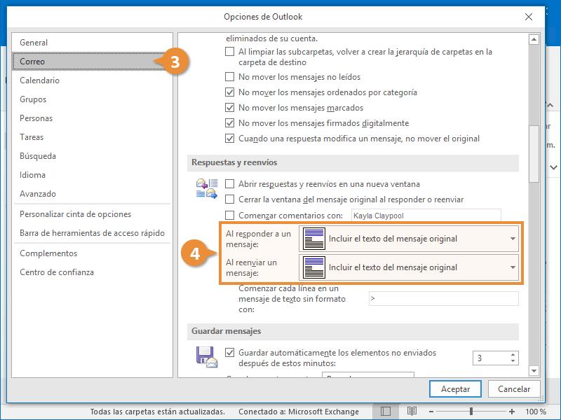 Personalizar Formato de Respuesta