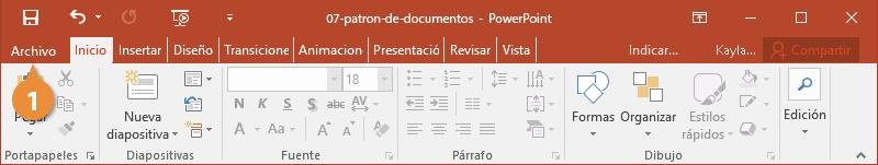 Patrón de Documentos