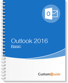 Outlook 2016 Basic Courseware