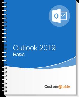 Outlook 2019 Basic