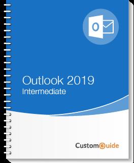 Outlook 2019 Intermediate