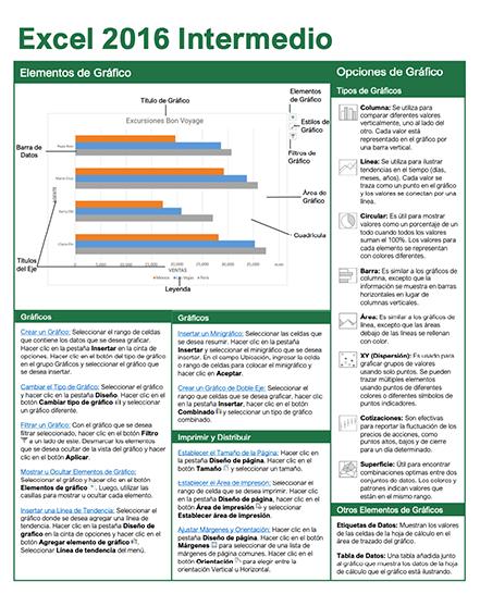 Excel 2016 Intermedio