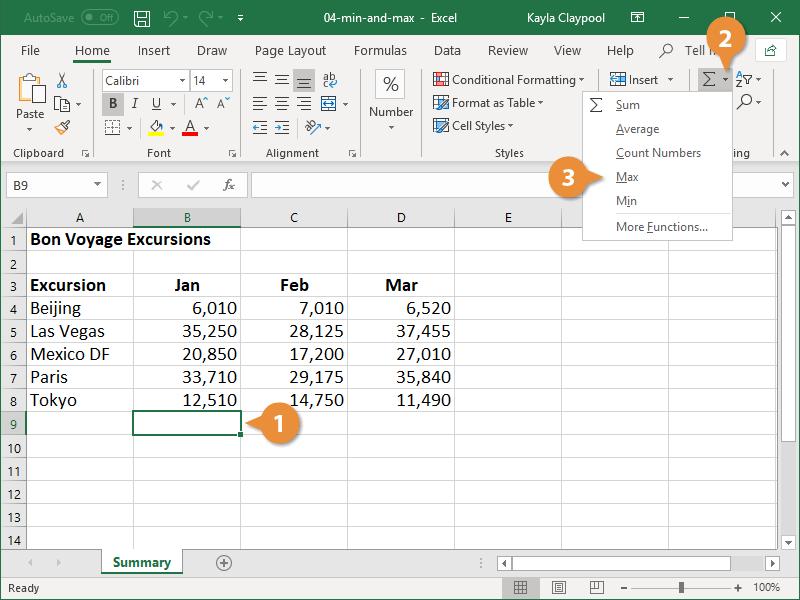 Create a MAX Formula