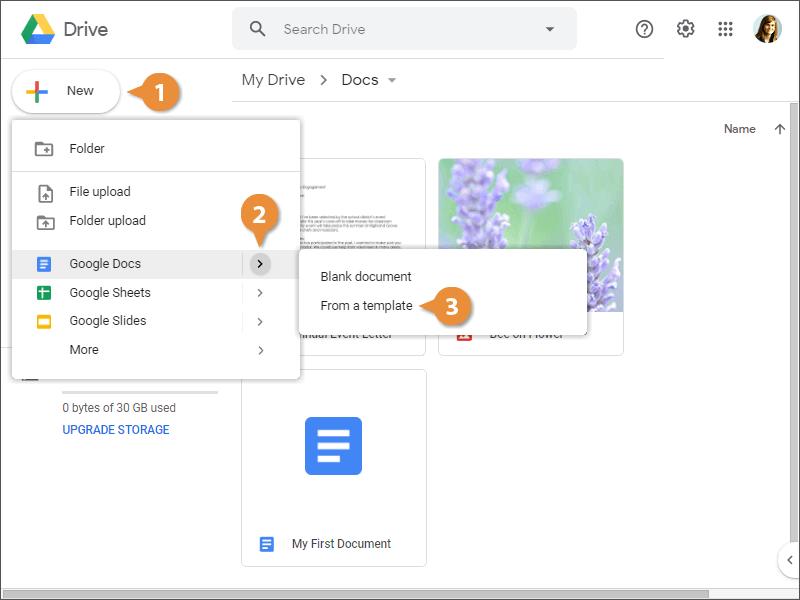 Create Documents