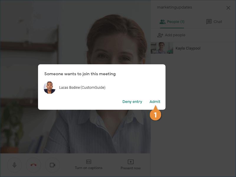 Host a Meeting