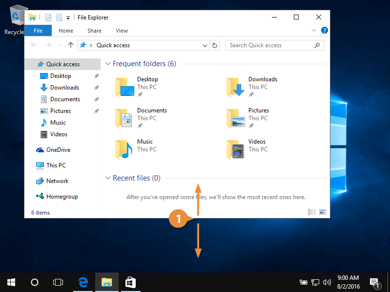 Resize and Move Windows.