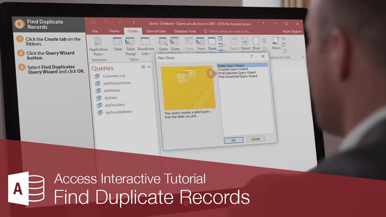 Find Duplicate Records