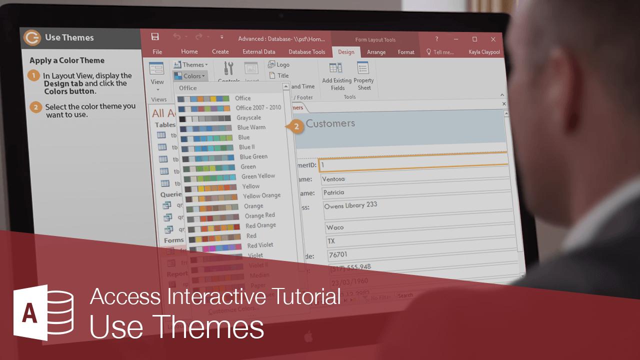 Use Themes