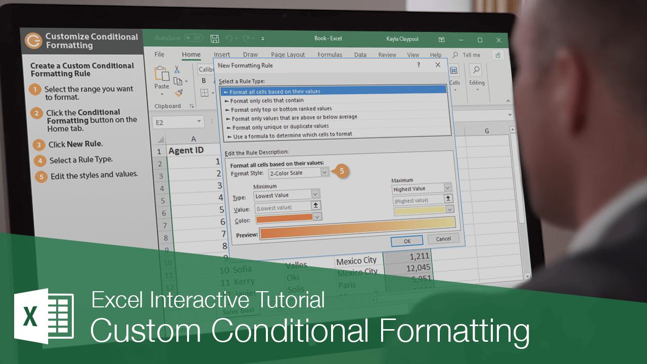 Custom Conditional Formatting