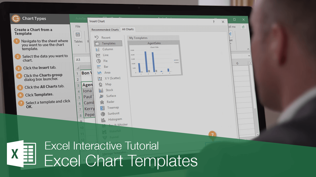 Excel Chart Templates