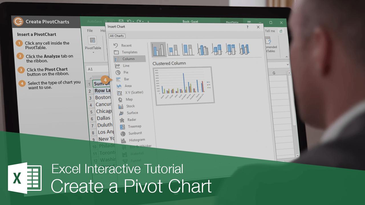 Create a Pivot Chart