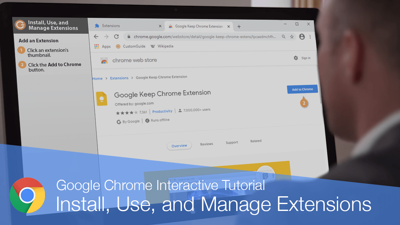 Install, Use, and Manage Extensions