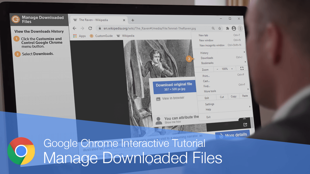 Manage Downloaded Files