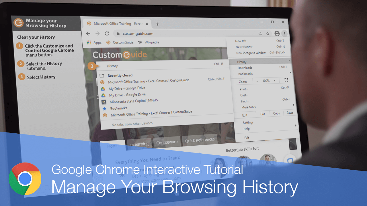 Manage your Browsing History