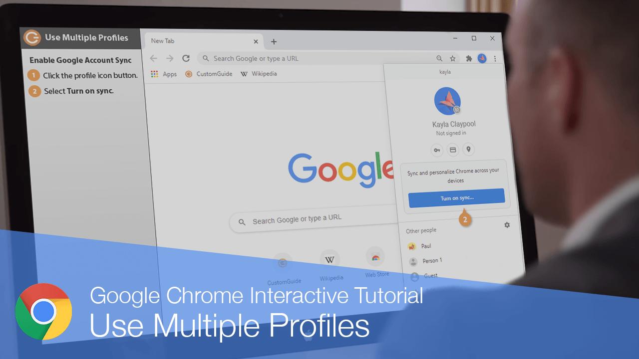 Use Multiple Profiles