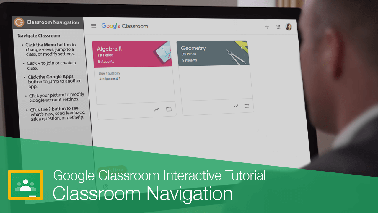 Classroom Navigation
