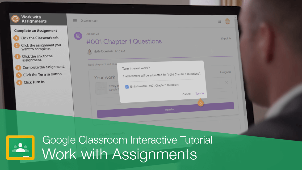 Work With Assignments