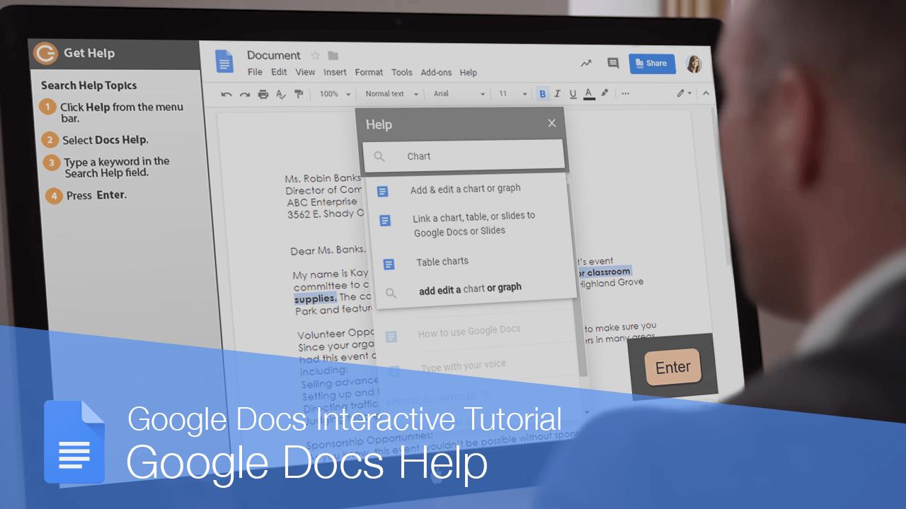 Google Docs Help