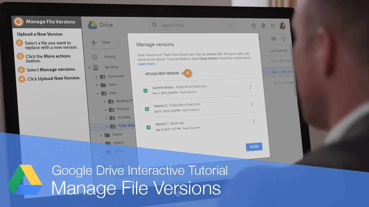 Manage File Versions