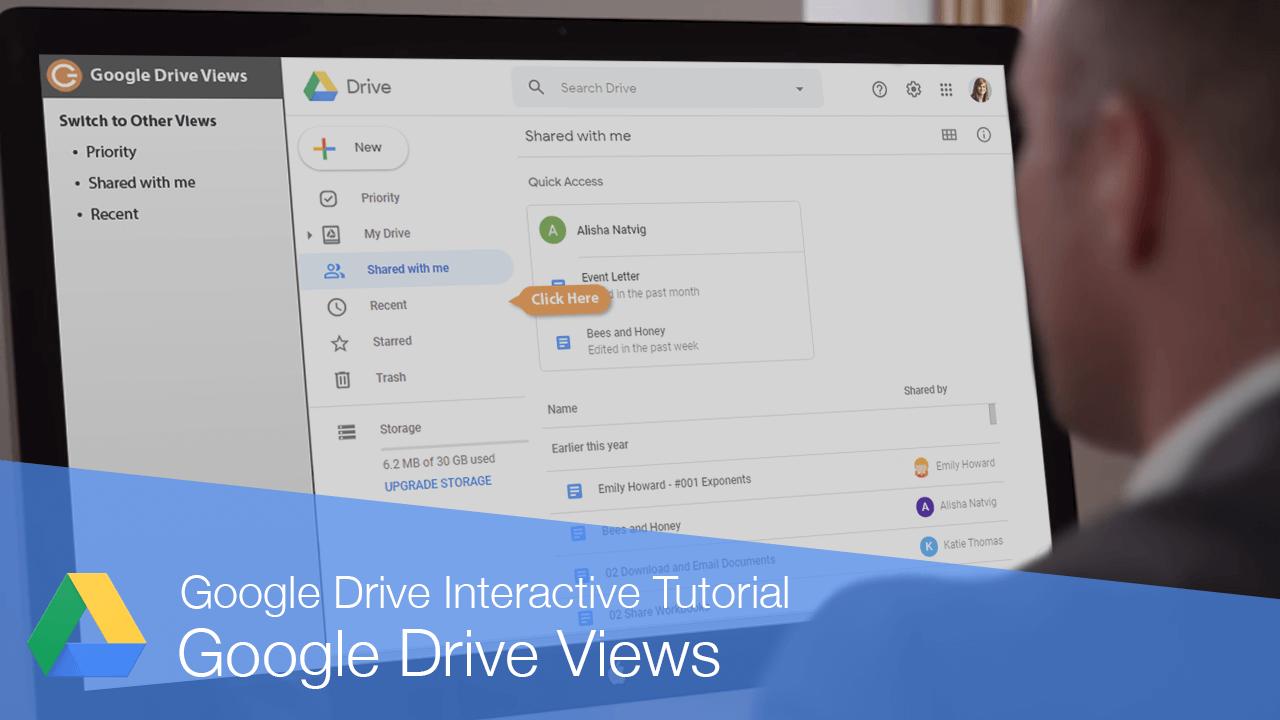 Google Drive Views