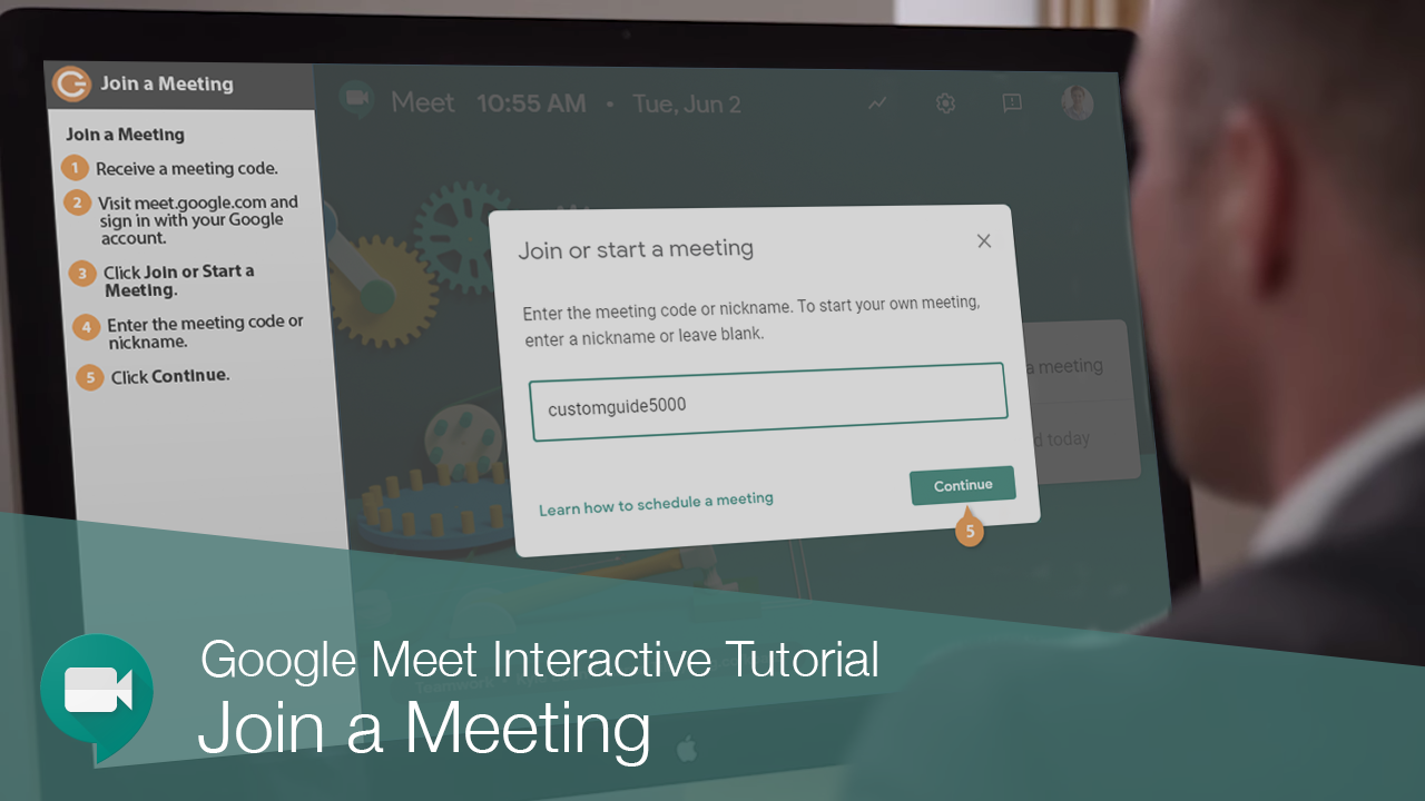 Join & Leave a Meeting
