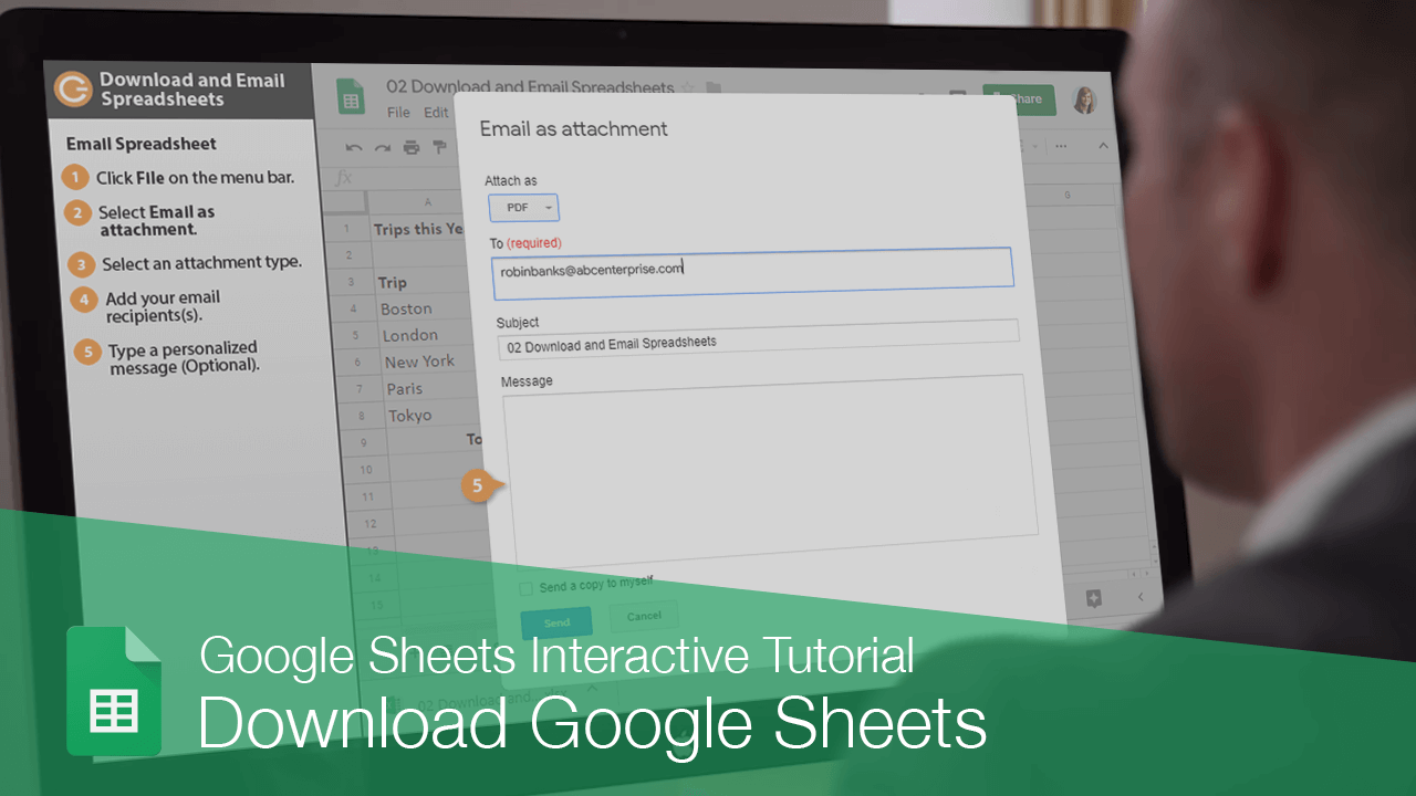 Download Google Sheets