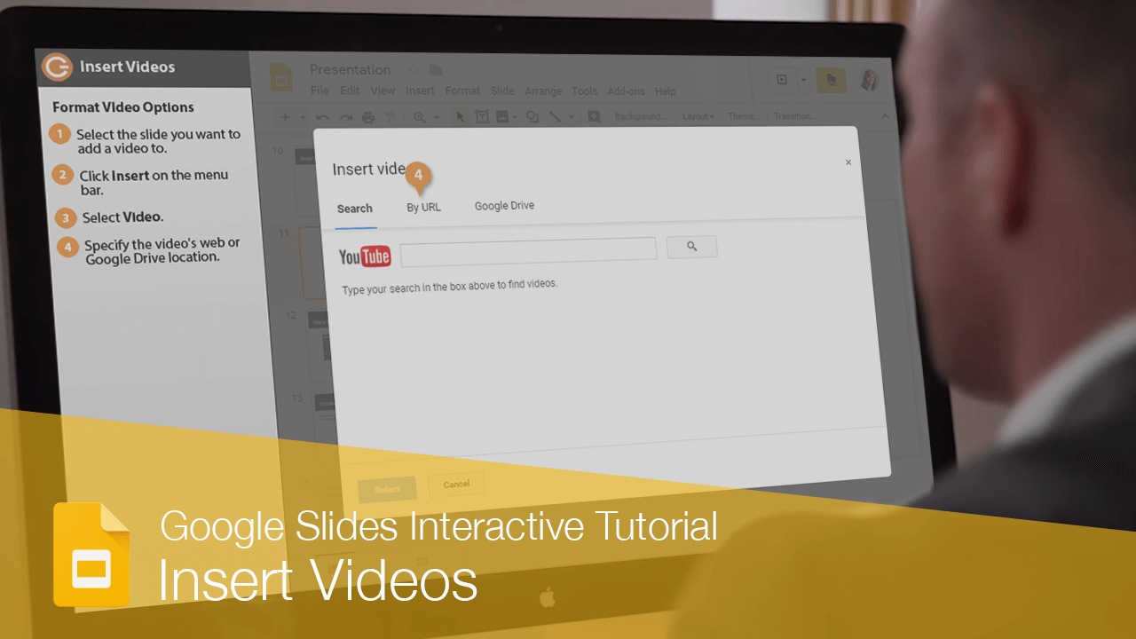 Embed a Video in Google Slides