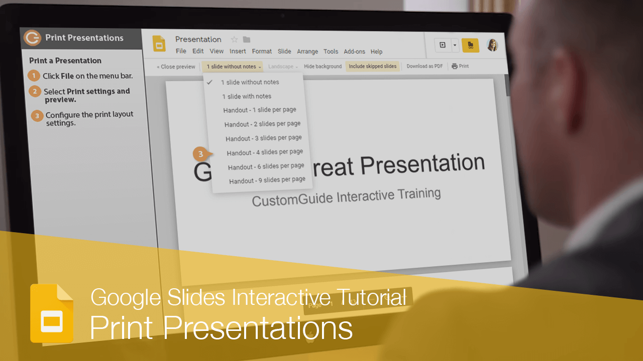 Print Presentations