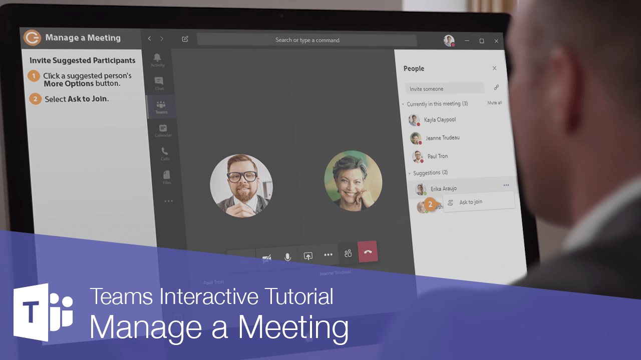 Manage a Meeting