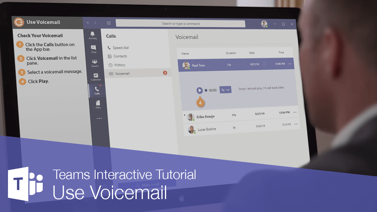 Use Voicemail