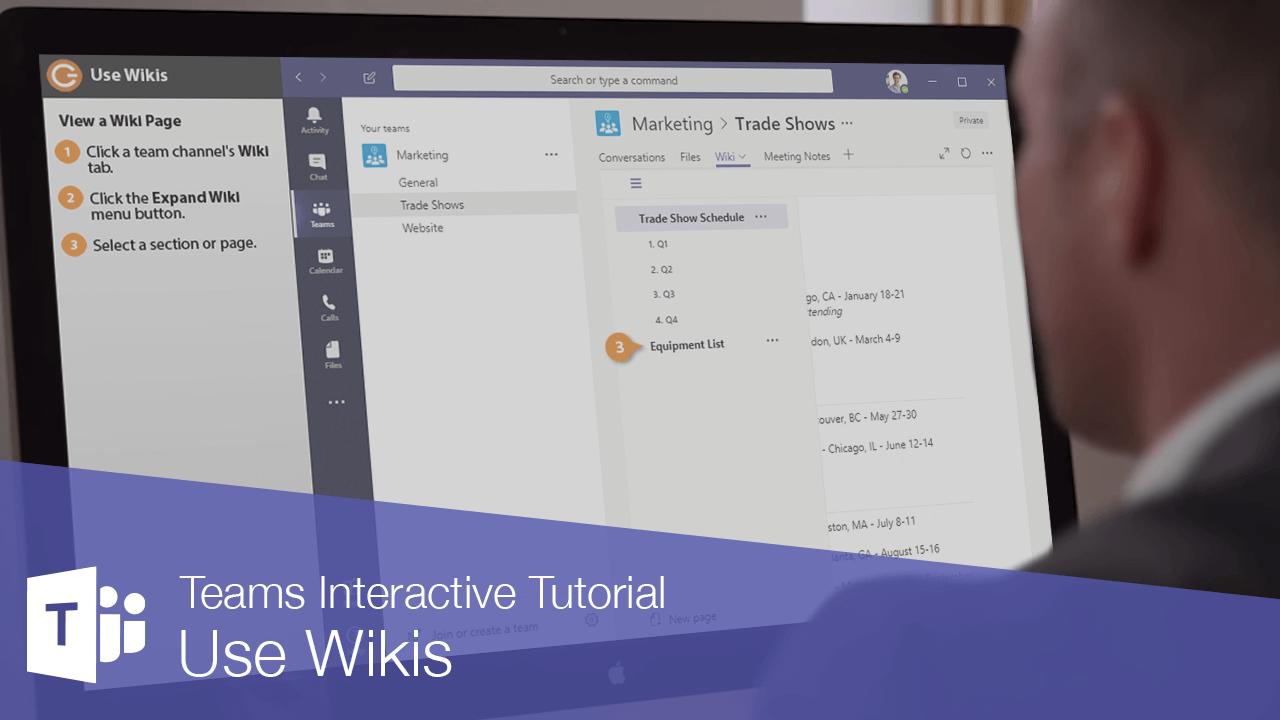 Use Wikis | CustomGuide