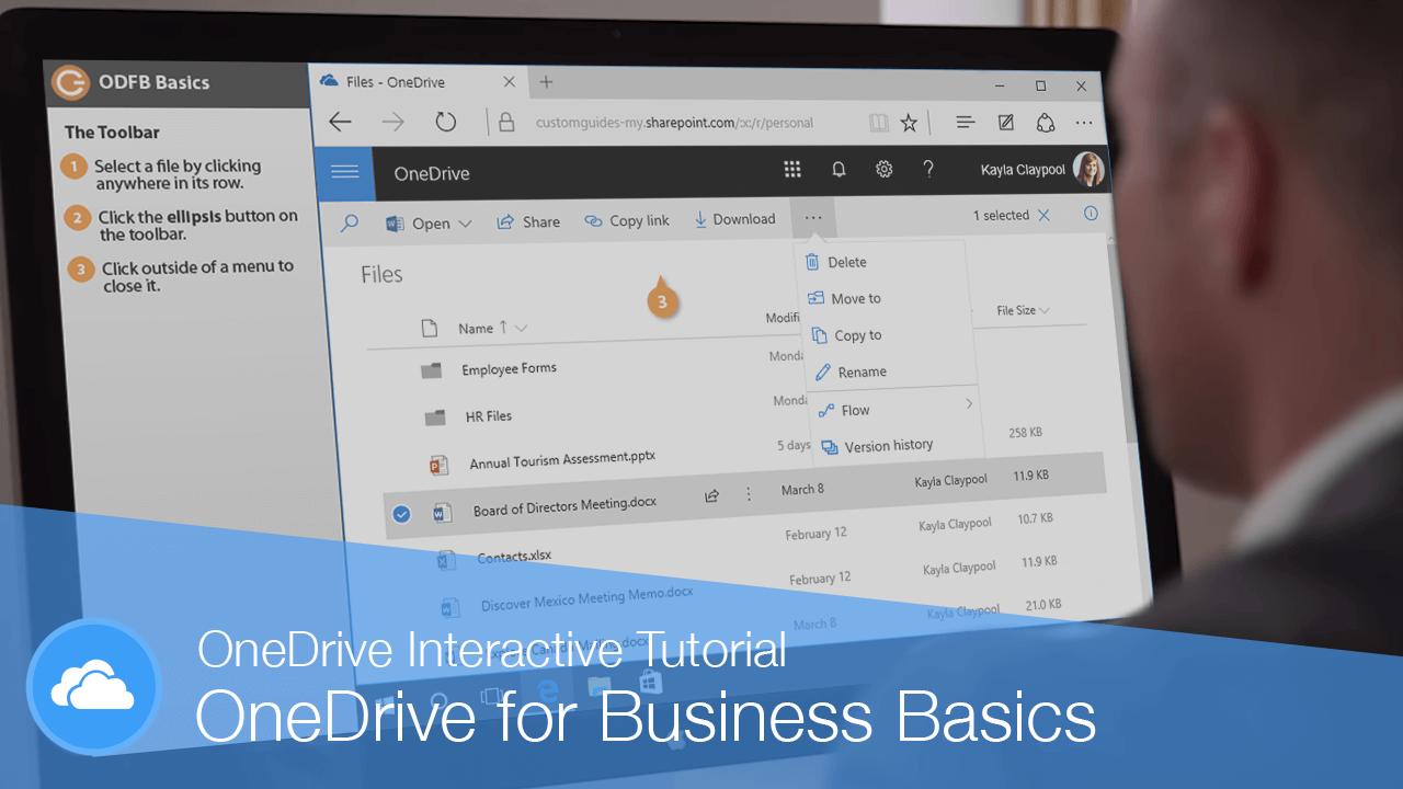 OneDrive for Business Basics
