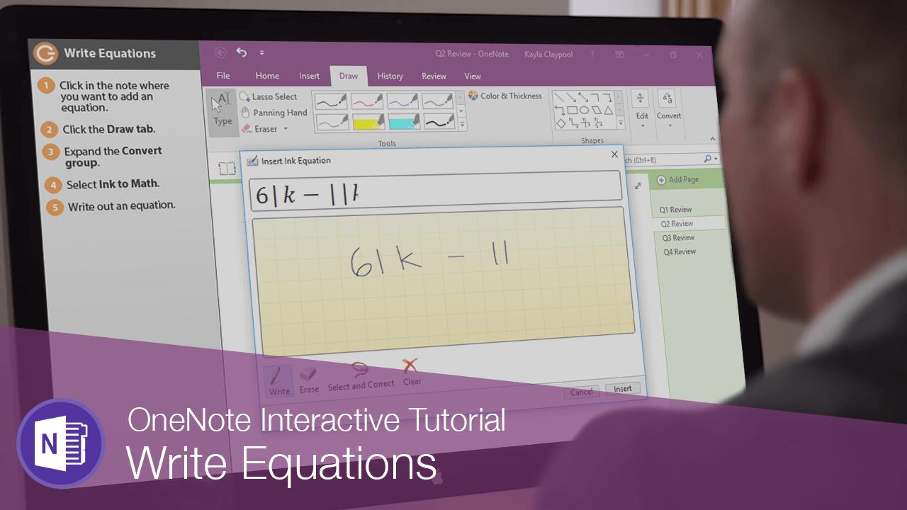 Write Equations