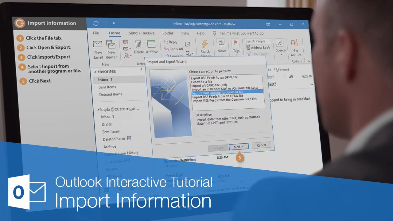 Import Information