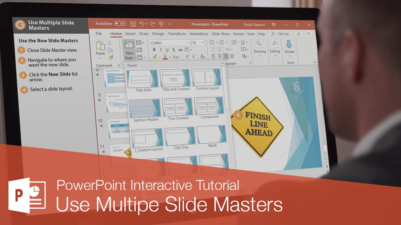 Use Multipe Slide Masters