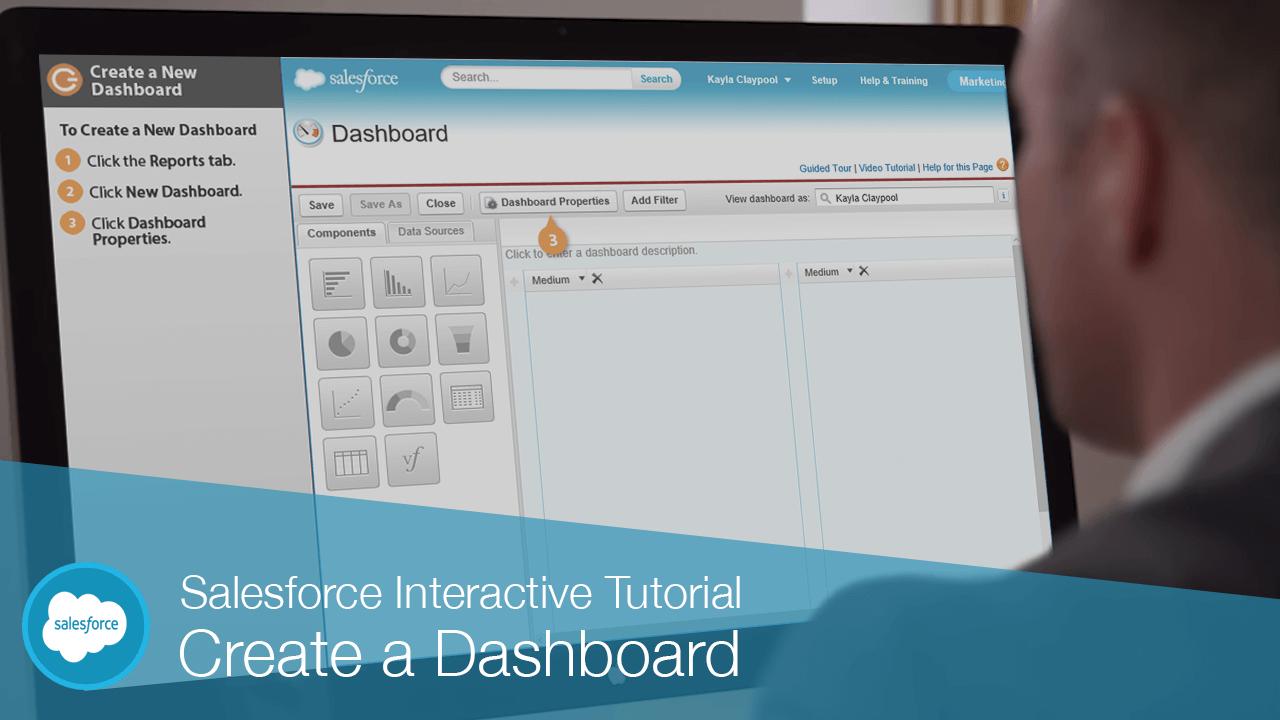Create a Dashboard