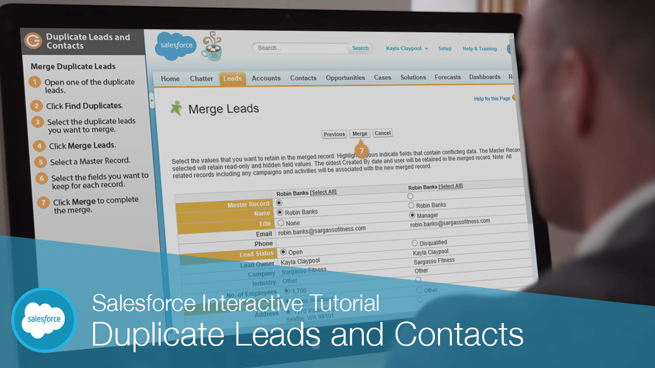 Duplicate Leads and Contacts