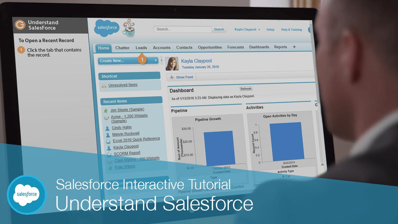 Understand Salesforce