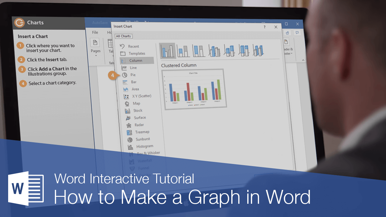 How to Make a Graph in Word