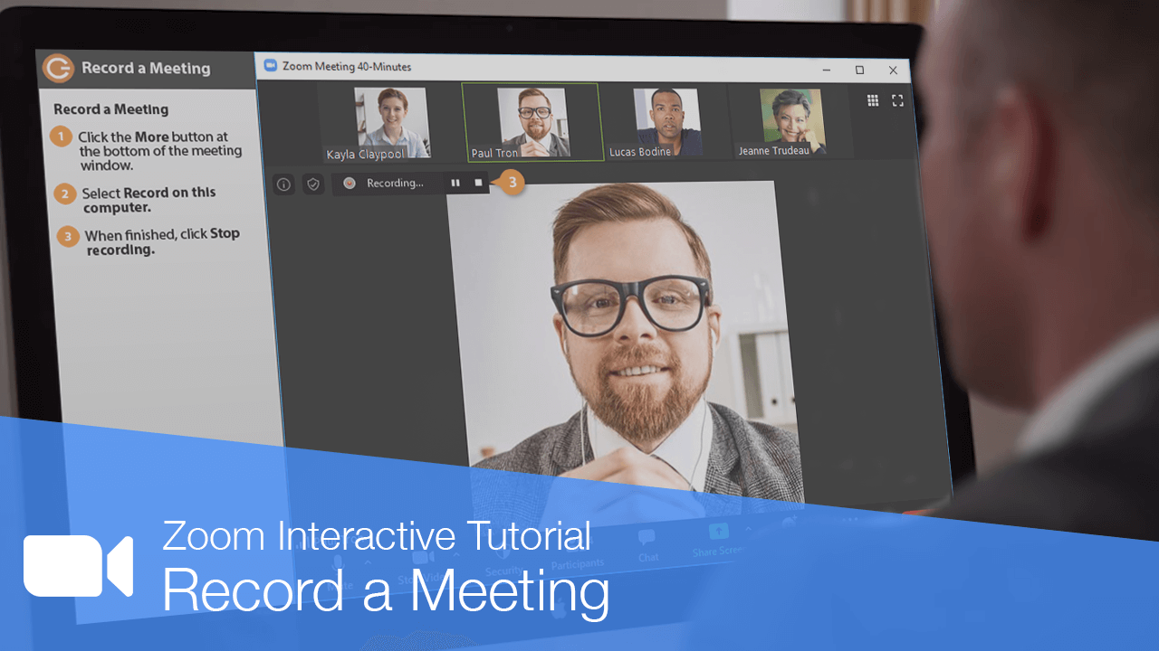 Record a Meeting