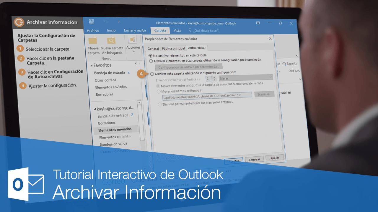 Archivar Información