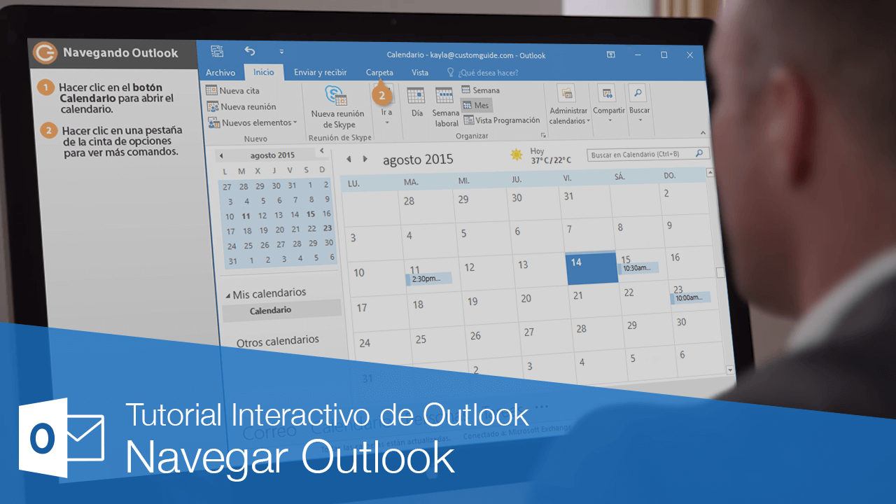 Navegar Outlook